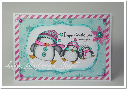 Christmas Penguins (2)