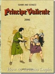 P00070 - Príncipe Valiente (2006)