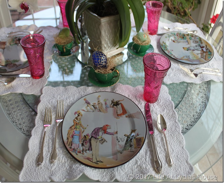 spring table plate 4
