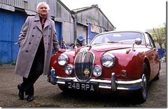 Jaguar MK II Inspecteur Morse