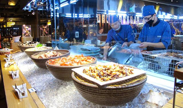 冷盤經典菜色-上閤屋台中復興店
