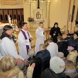 Msza wspólnotowa 1 grudnia 2015
