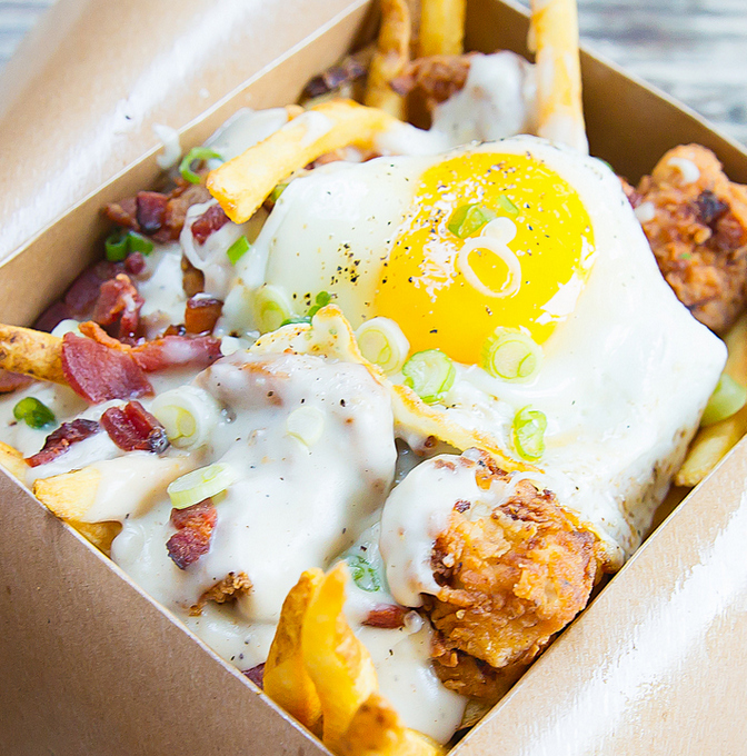 photo of Country Fried Chicken Poutine