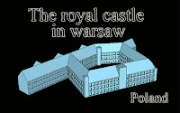 The royal castle in warsaw‐Poland‐