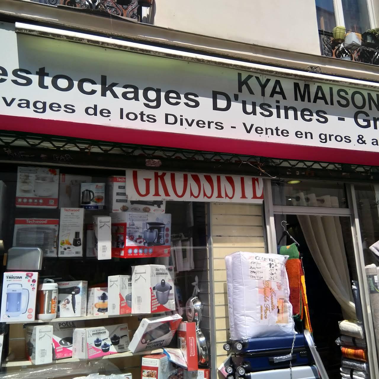 Aubervilliers Grossiste Linge De Maison kya maison - linge de maison paris 11 détail et grossiste