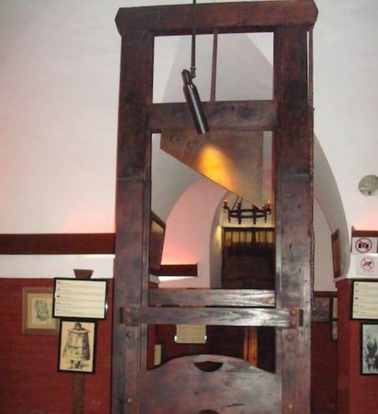 6 самых известных музеев пыток   VeniVidi.ru   821x750