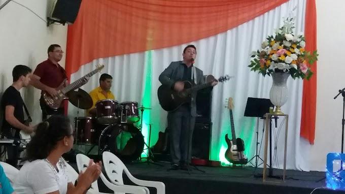 De 24 a 30 de setembro a igreja Bom Refugio em João Câmara, está comemorando 1 ano de Pastorado do Pastor Joab e Mayana.