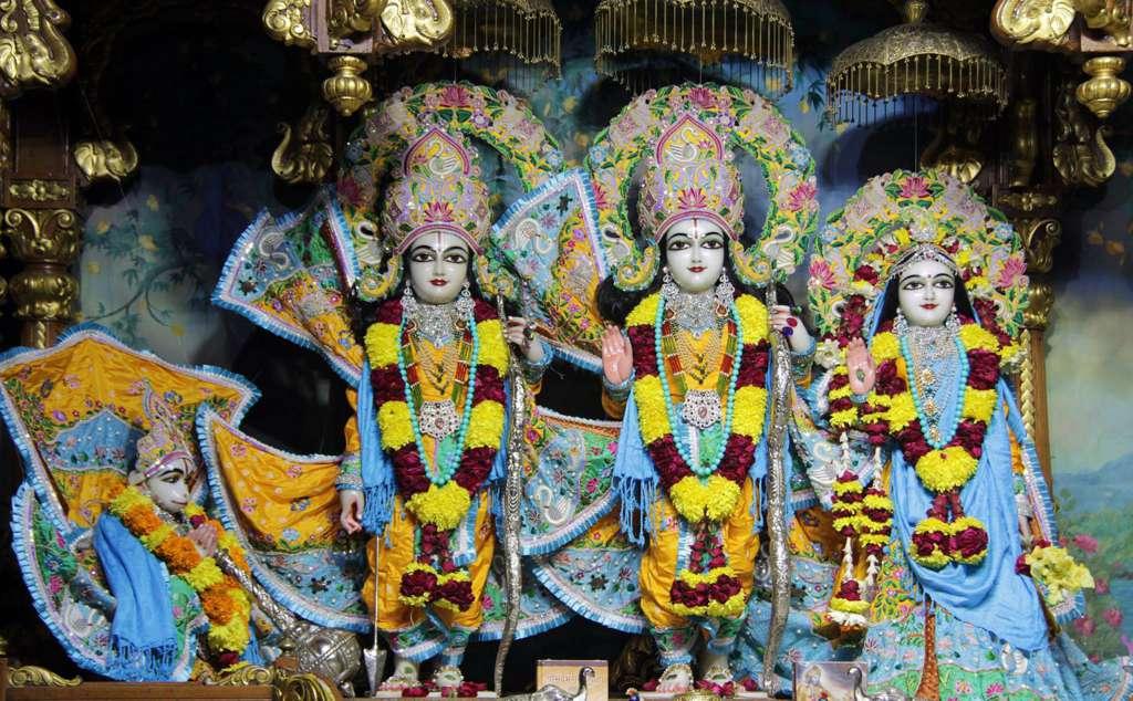 ISKCON Delhi Deity Darshan 17 Dec 2015 (13)
