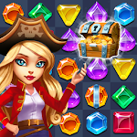 Jewel Pirate Legend Icon