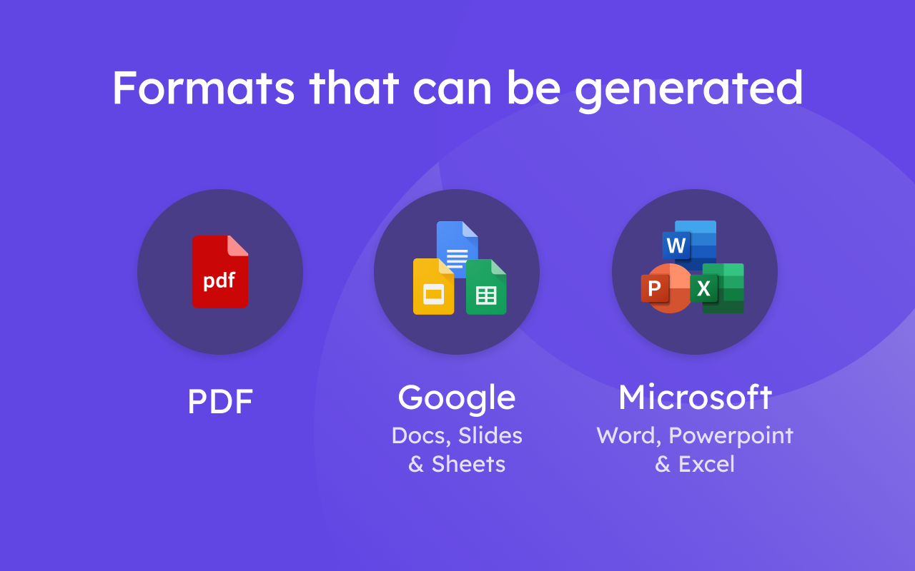 Form Publisher Form To Pdf Google Docs To Pdf Google Workspace Marketplace