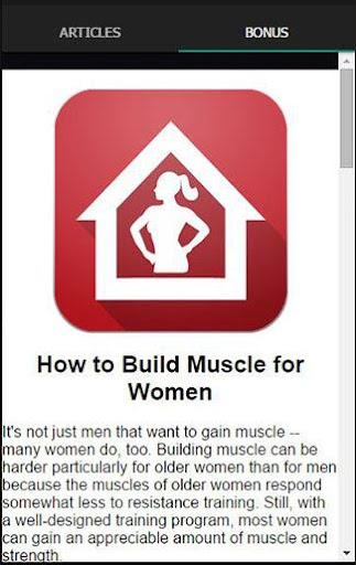 玩健康App|女性のためのホームワークアウト免費|APP試玩
