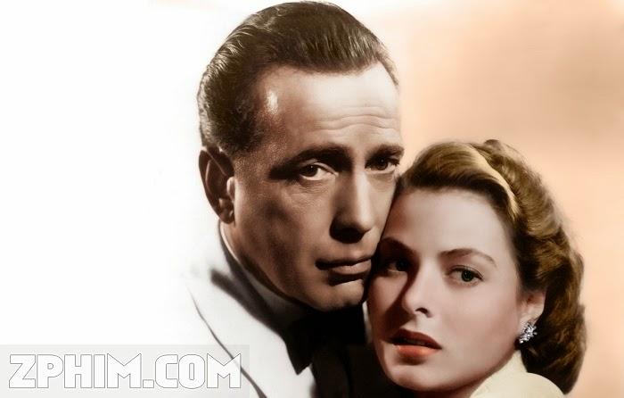 Ảnh trong phim Chuyện Tình Thế Chiến - Casablanca 1