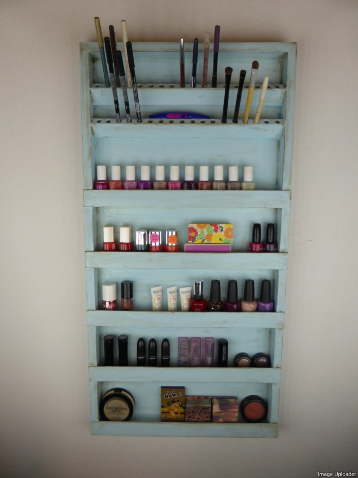 In continue attending at our DIY Architecture Storage Ideas and if you accept some ideas please allotment it with us. & DIY Makeup Storage Ideas on A Budget | Fashion Qe