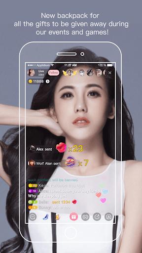 Cherry Live - Explore Special Broadcasters 2.7.2 screenshots 1