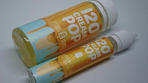 DSC 1963 thumb%25255B3%25255D - 【リキッド】「I LOVE DONUTS(アイラブドーナッツ)」「120 Cream Pop」「Nihon Pudding(ニホンプディング)」レビュー。おいしいスイーツたち【プレミアムリキッド】