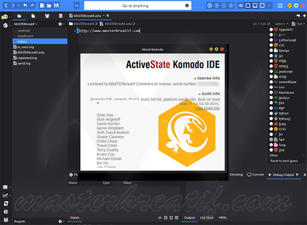 ActiveState Komodo IDE Full