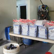 Apresan tres y les ocupan 133 paquetes de cocaína en Barahona