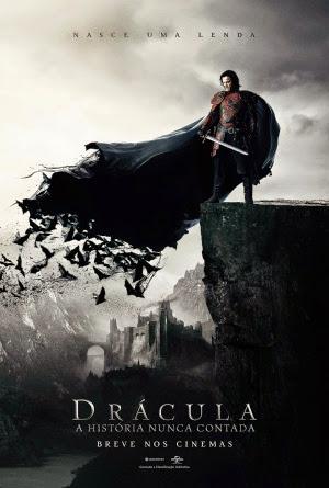 Filme Poster Drácula – A História Nunca Contada TS XviD & RMVB Dublado