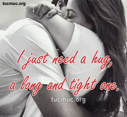 Hug Means a Thousand Words Graphics