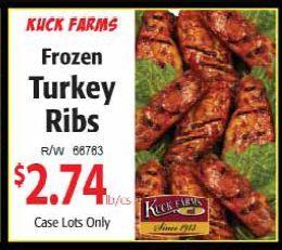 Turkey Ribs??