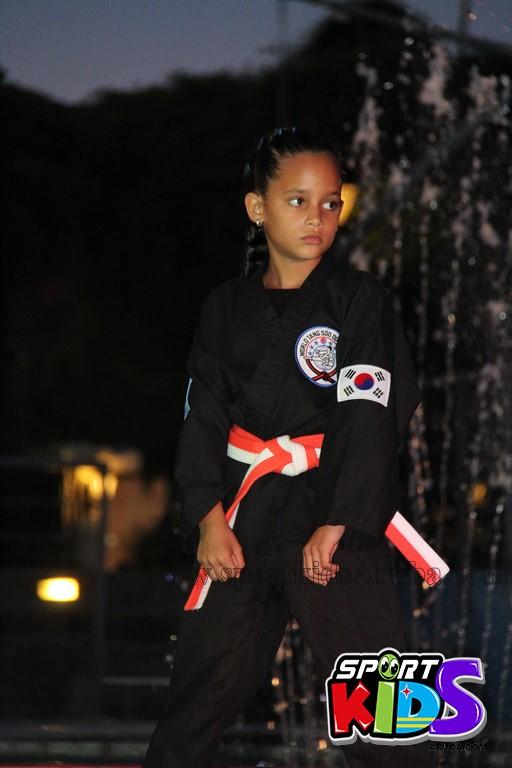 show di nos Reina Infantil di Aruba su carnaval Jaidyleen Tromp den Tang Soo Do - IMG_8566.JPG