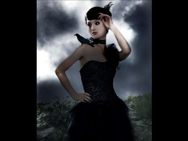 Raven On Arm, Ravens