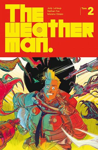 Weatherman tom 2 okładka