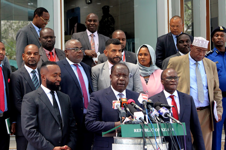Port Of Mombasa To Be Transformed Cs Macharia