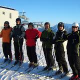 Skifahren Saalbach Hinterglemm 2010