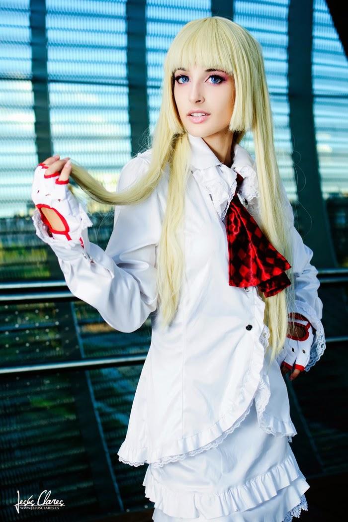 Bộ ảnh cosplay Tekken cực chất đến từ Đức - Ảnh 28