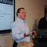 Doug Johnson of Discovery Office Systems tells everyone about the great company that he works for
