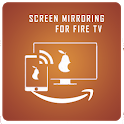 Screen Mirroring For Fire TV icon