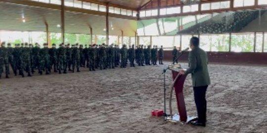 Prabowo Bentuk Detasemen Kawal Khusus Menhan-Tamu VVIP