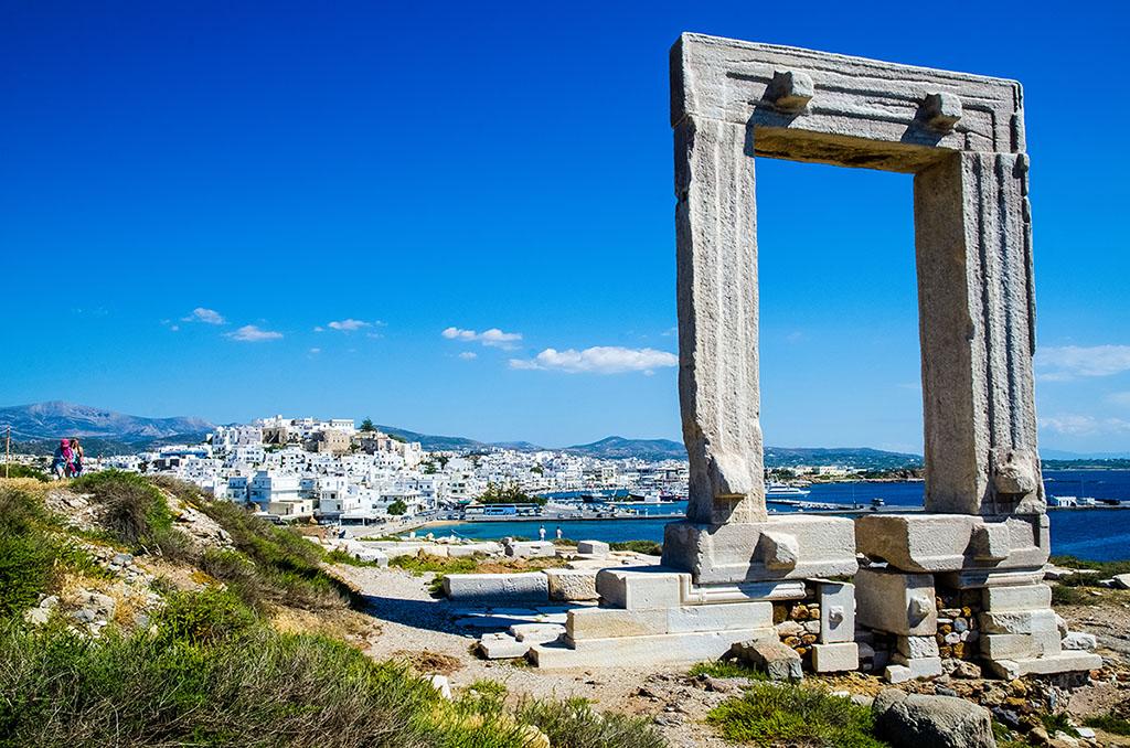 希臘 愛琴海 納克索斯 Greece Greek island Naxos