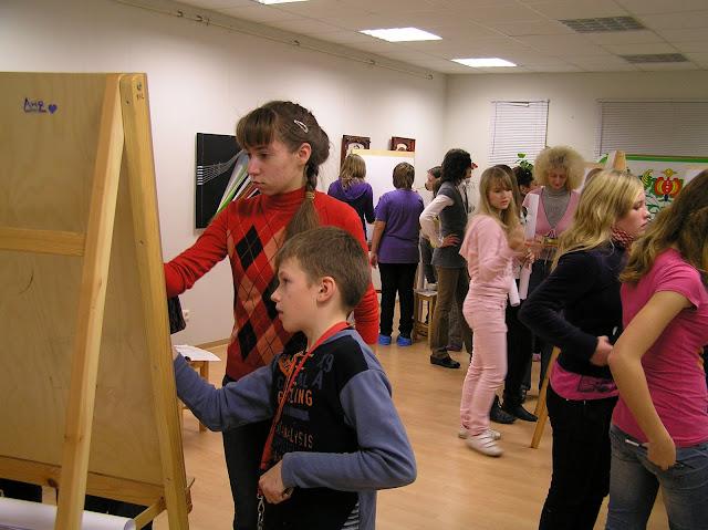 Kunstiosakonda sisseastunud laste pühitsemine - PB100339.JPG