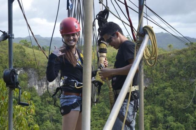 Danao Adventure Park Bohol Philippines