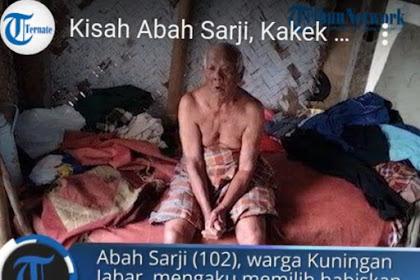 Kisah Kakek 102 Tahun yang Tinggal di Kuburan untuk Menebus Dosa, Akui Ingin Ibadah Lebih Meningkat