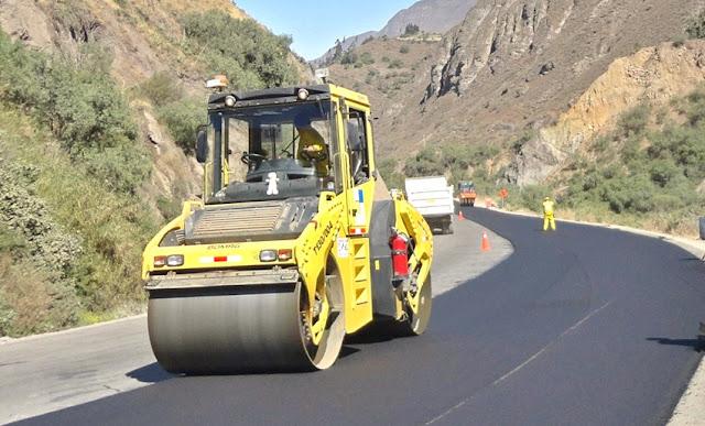 Perú firma contrato gobierno a gobierno con Francia para desarrollo de la Nueva Carretera Central La carretera