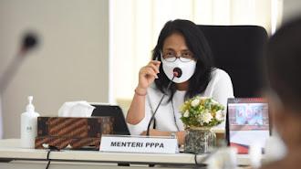 Ini Pesan Penting Menteri Bintang Puspayoga Saat Pemberlakuan PPKM Darurat