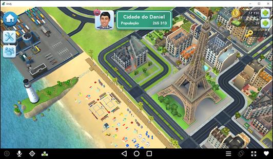 Andy - um emulador Android para o PC inteiramente gratuito - Visual Dicas