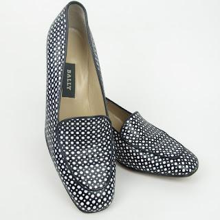 Bally Heeled Loafers