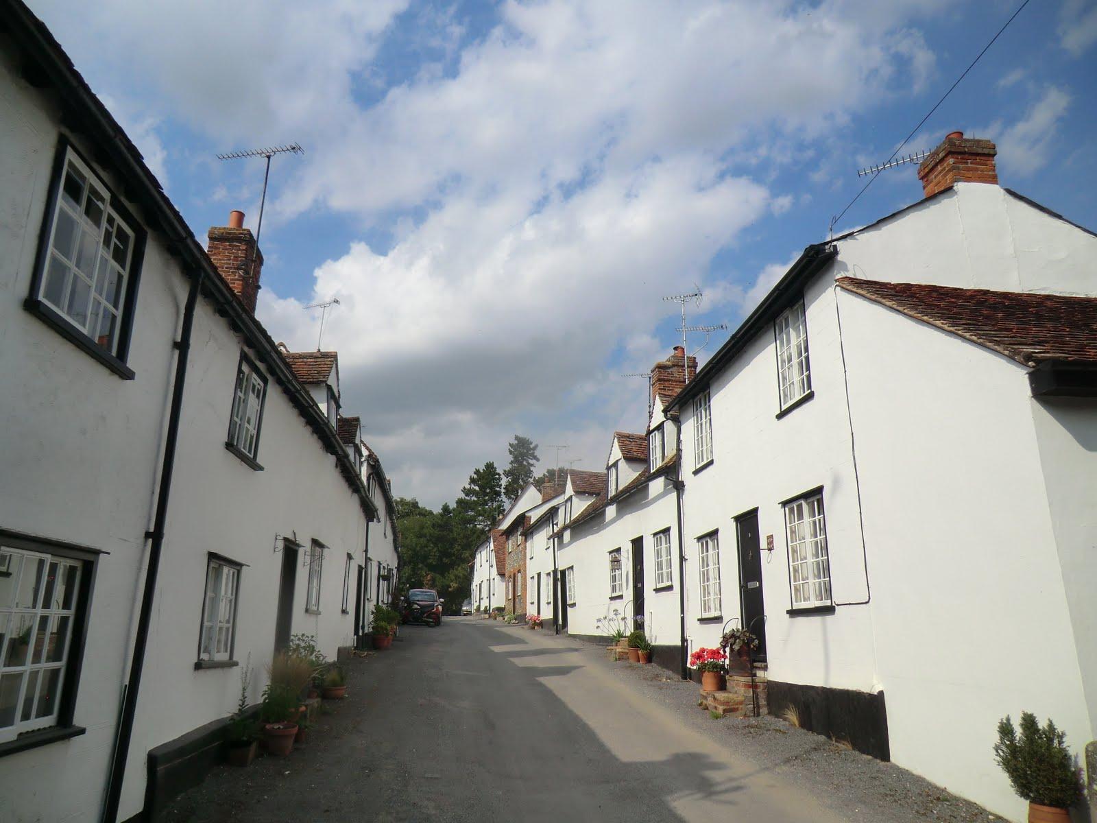CIMG6047 Audley End village
