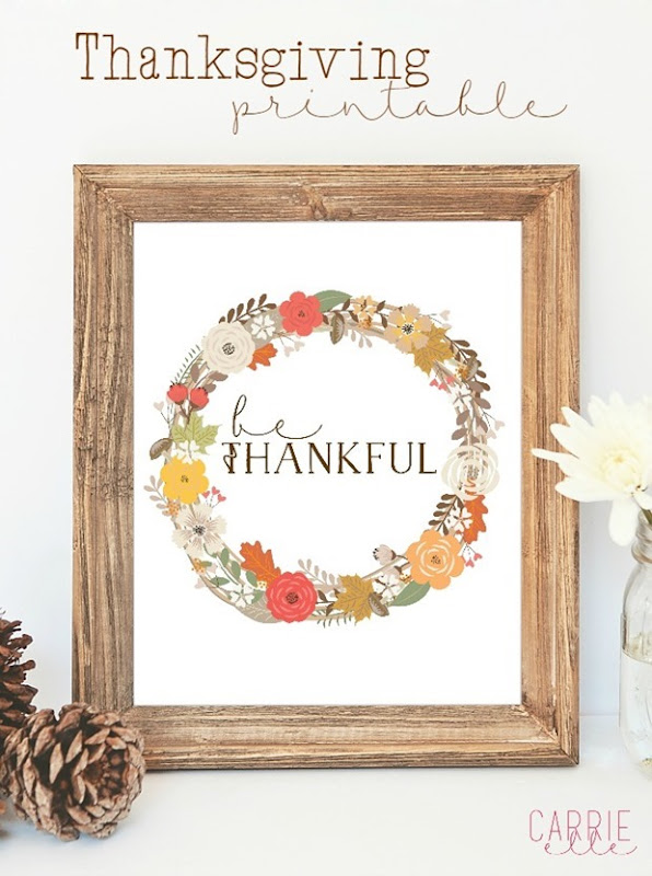 Thanksgiving-Printable