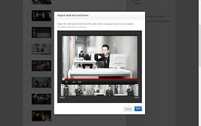 YouTube Adjust Time