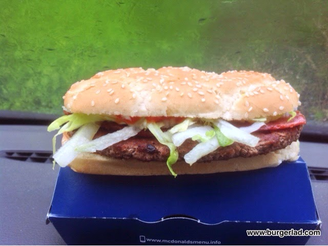 McDonald's Dallas BBQ