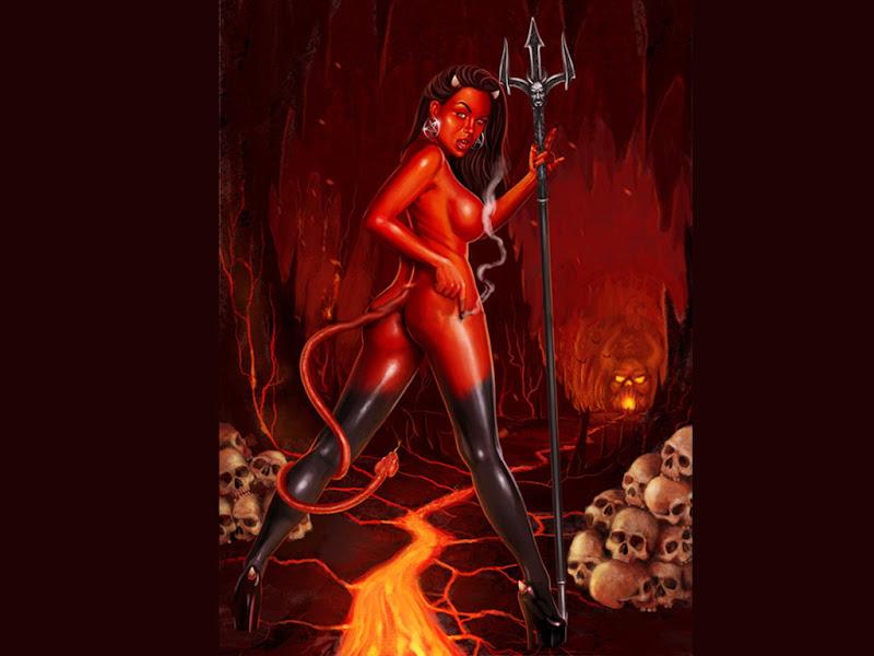 Devil Fantasy Girl, Demonesses