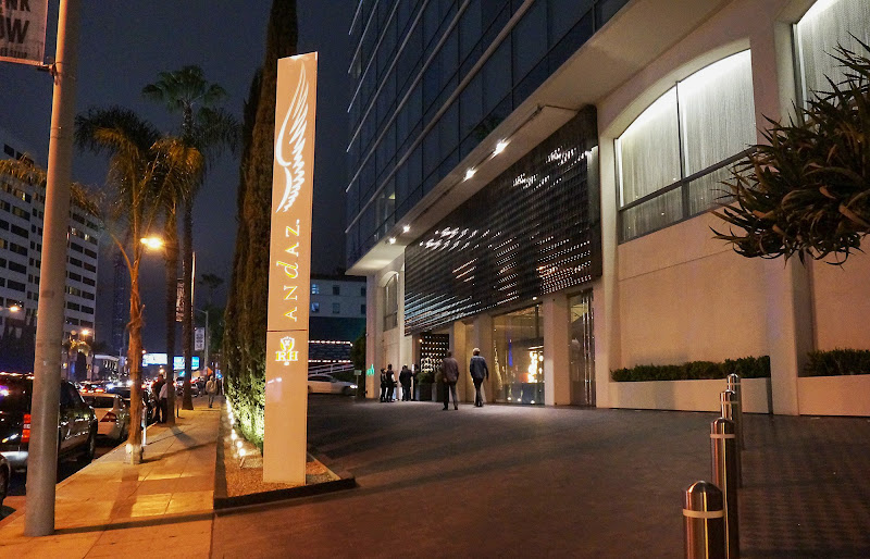 Andaz%252520WeHo 1 - REVIEW - Andaz West Hollywood (and some L.A. sights)