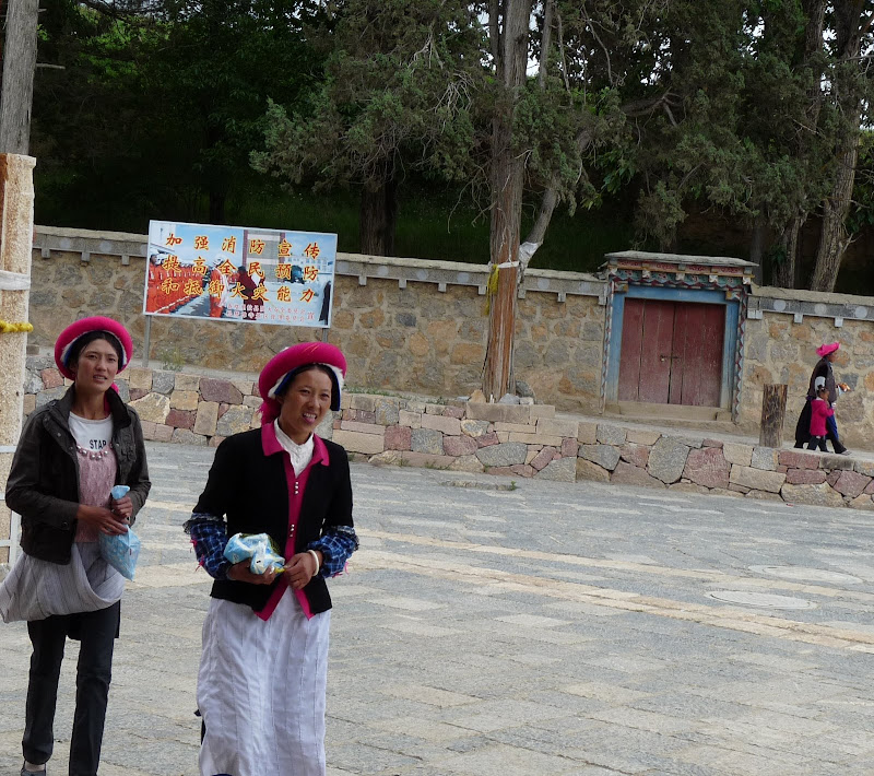 Chine.Yunnan. Ganten Sumtsenling Monastery, Shangri la - P1260094.JPG