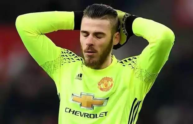 'David De Gea Will NOT Leave Man United'- Jose Mourinho