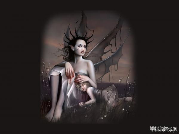 Night Of Little Queen, Demons